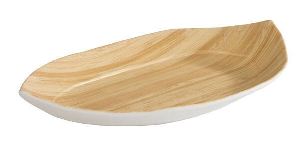 APS melamine Bamboo schaal 32,5 x 19 cm