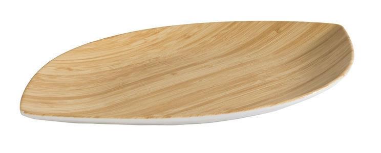 APS melamine Bamboo schaal 40 x 25,5 cm