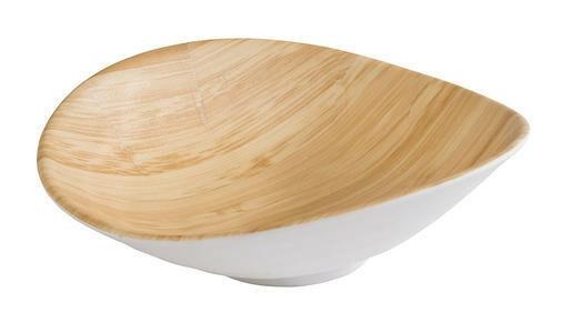 APS melamine Bamboo bowl 17,5 x 15,5 x 5,5(h) cm