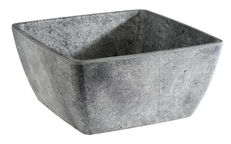 APS melamine Element bowl 19 x 19 x 9(h) cm
