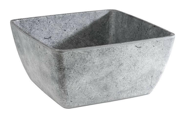 APS melamine Element bowl 25 x 25 x 12(h) cm