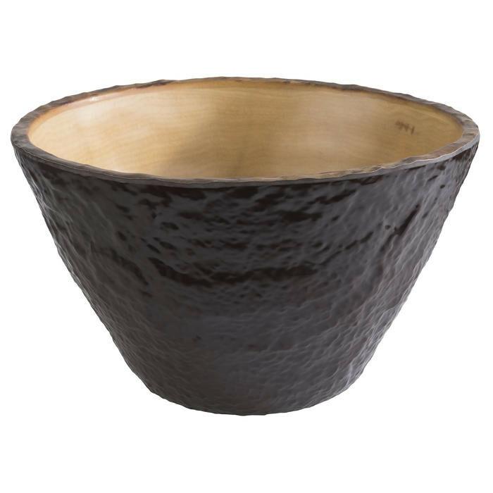 APS melamine Timber bowl 25,5 x 15(h) cm