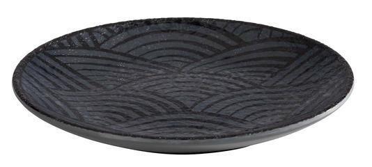 APS melamine Dark Wave bord 14,5 cm