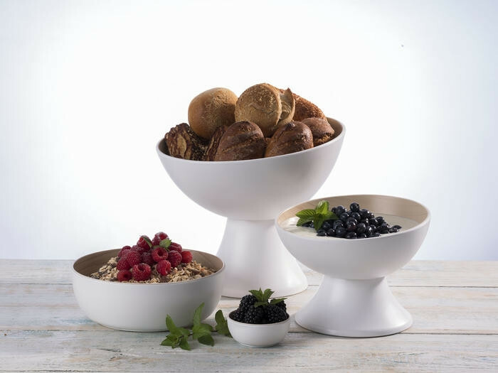 APS melamine Frida Lock bowl 28,5 x 14(h) cm wit