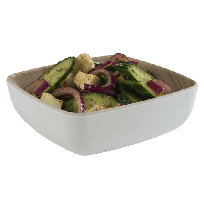 APS melamine Frida bowl 12,5 x 12,5 x 4,5(h) cm wit