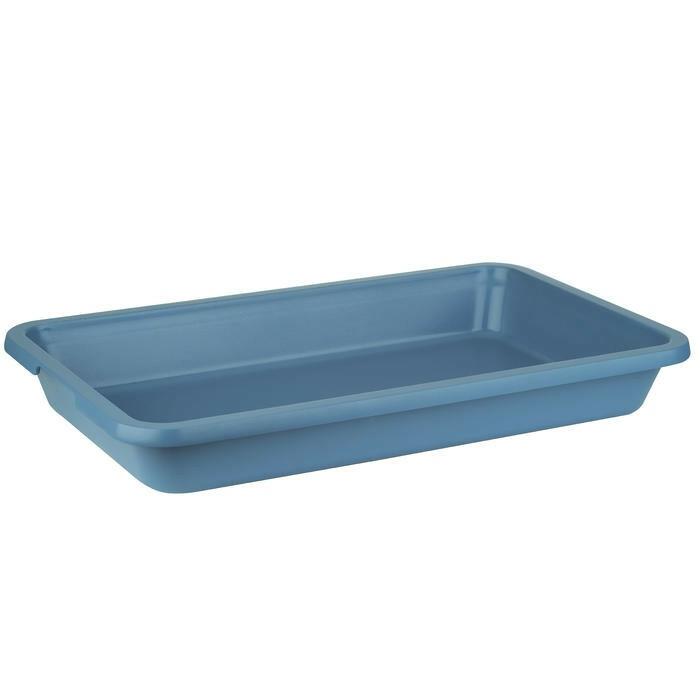 APS GN-serie Indu GN 1/2 diep 7,5 cm blauw