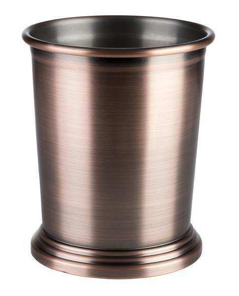 beker Julep Mug antiek koper Ø 8,5 x 10(h) cm 35 cl