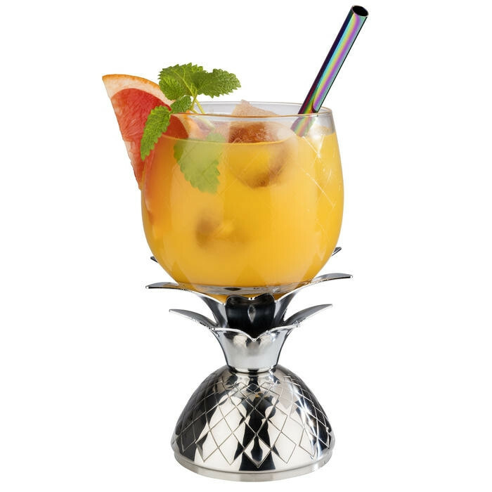cocktailglas Pineapple 8,5 x 17,5(h) cm