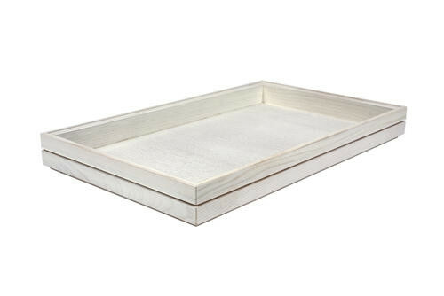 Ash 1/1 GN box medium stackable 53 x 32,5 x 4(h) cm