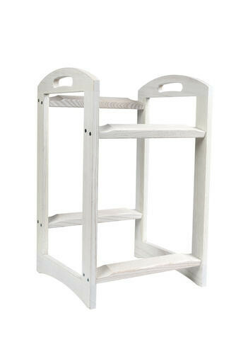 Ash 2 level stand small - excl. trays 29 x 43 x 57,4(h) cm