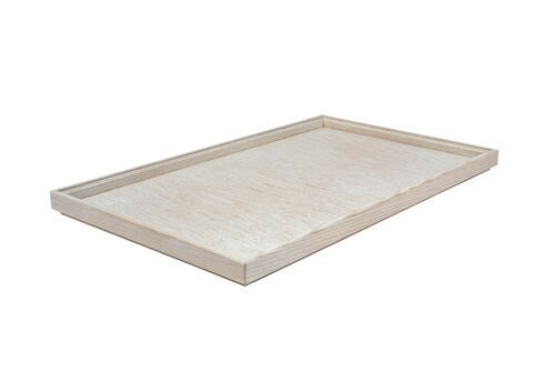 Ash 1/1 GN box low stackable 53 x 32,5 x 2(h) cm