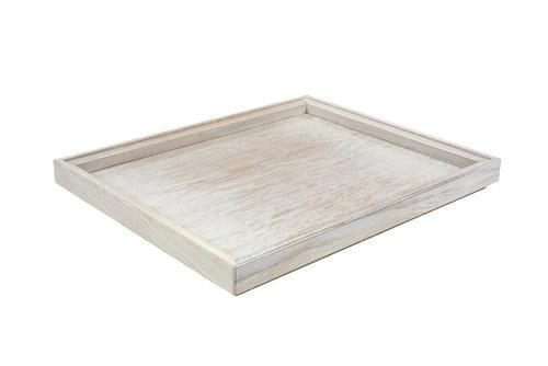 Ash 1/2 GN box low stackable 32,5 x 26,5 x 2(h) cm