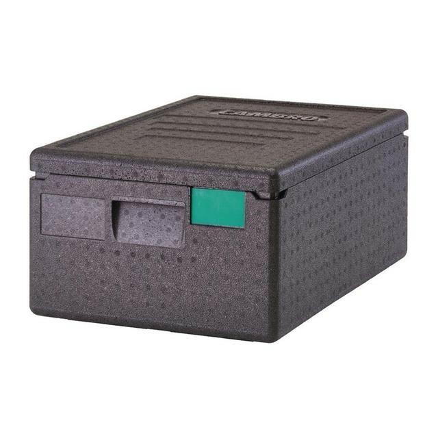 Cambro Cam Gobox thermobox bovenlader voor 1 x GN 1/1 bak diep 15 cm