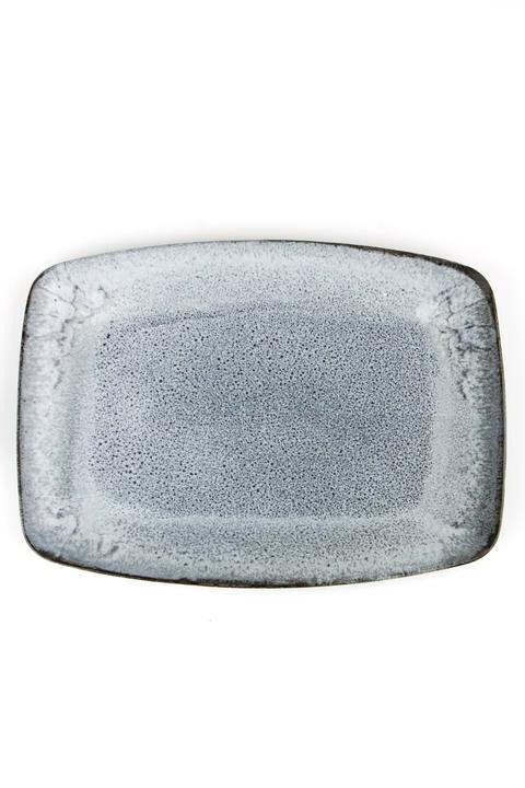Porland Frost oblong bord 32,5 x 23 cm