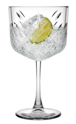 Pasabahce Timeless gin tonicglas 55 cl DOOS 12