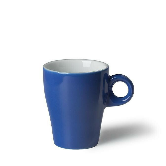 Langenthal Gino koffiekop 19 cl hoog donkerblauw