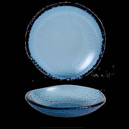 Churchill Isla Glass organic coupe bowl 17 cm