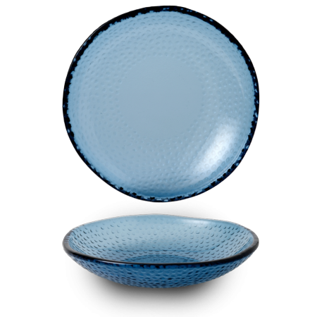 Churchill Isla Glass organic coupe bowl 21 cm