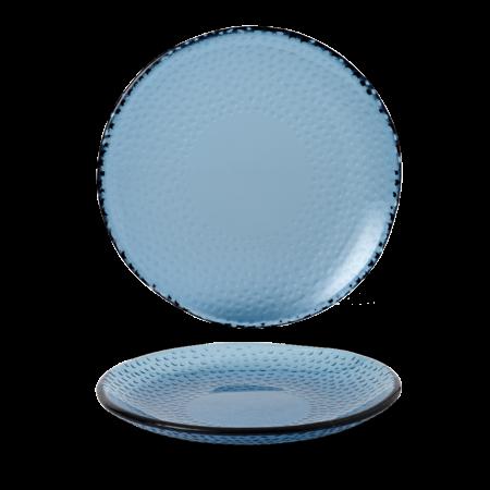 Churchill Isla Glass organic bord 22,5 cm