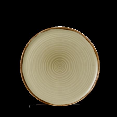 Dudson Harvest Linen organic plat bord 31,8 cm