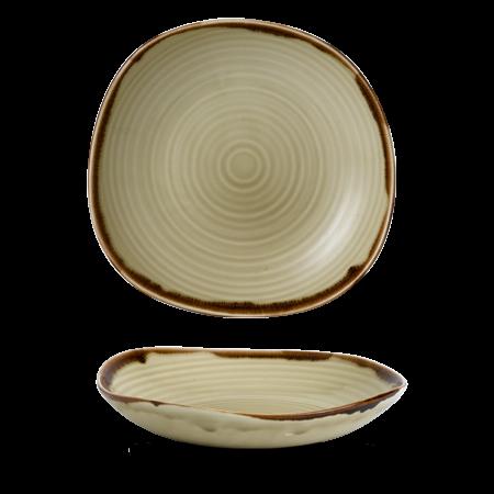 Dudson Harvest Linen wobbly bowl 29,5 cm