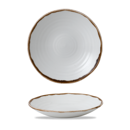 Dudson Harvest Natural organic coupe bowl 27,9 cm