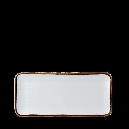 Dudson Harvest Natural organic rectangular plate 34,6 x 15,6 cm