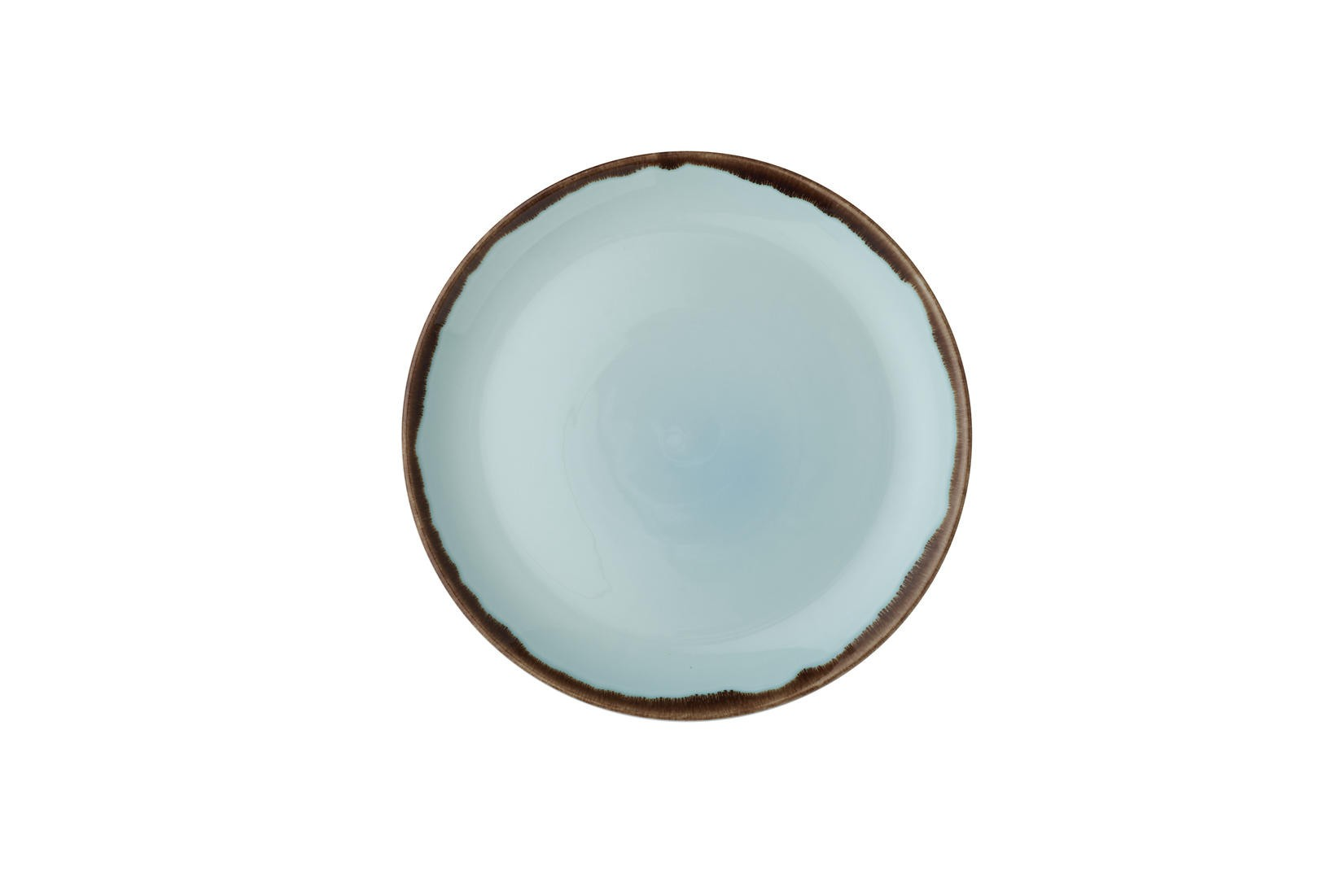 Dudson Harvest Turquoise coupe bord 28,8 cm