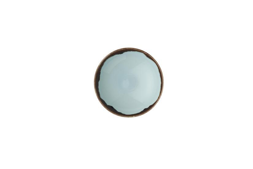 Dudson Harvest Turquoise coupe bowl 18,2 cm