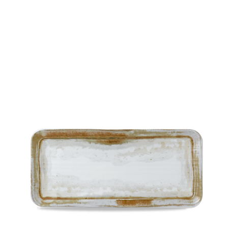 Dudson Finca Sandstone organic rectangular plate 34,6 x 15,6 cm