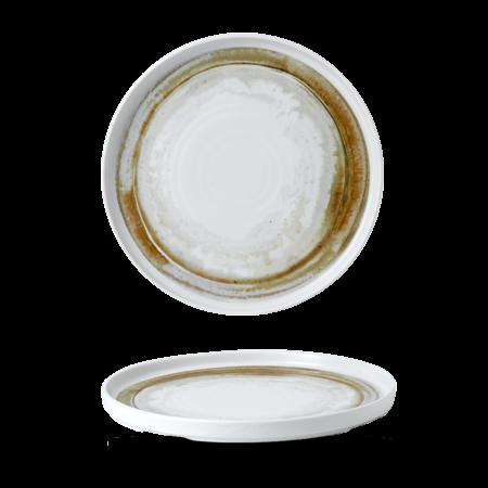 Dudson Finca Sandstone organic walled plate 26 cm