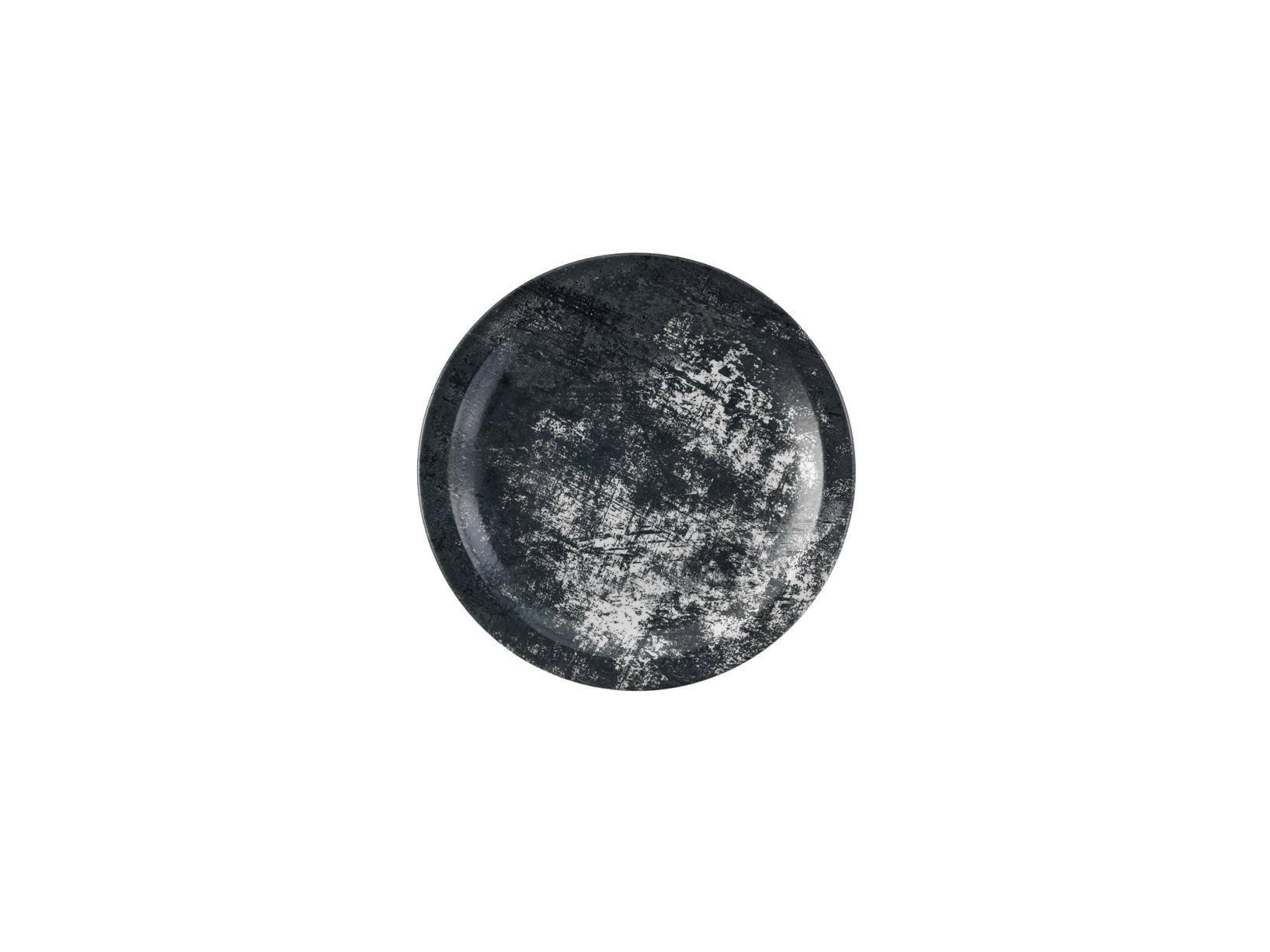 Dudson Urban Lamp Black bord smalle rand 20,3 cm