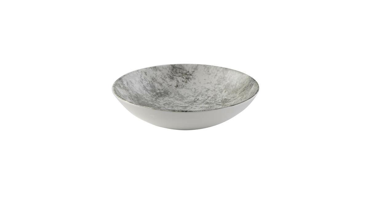 Dudson Urban Steel Grey coupe bowl 18,2 cm