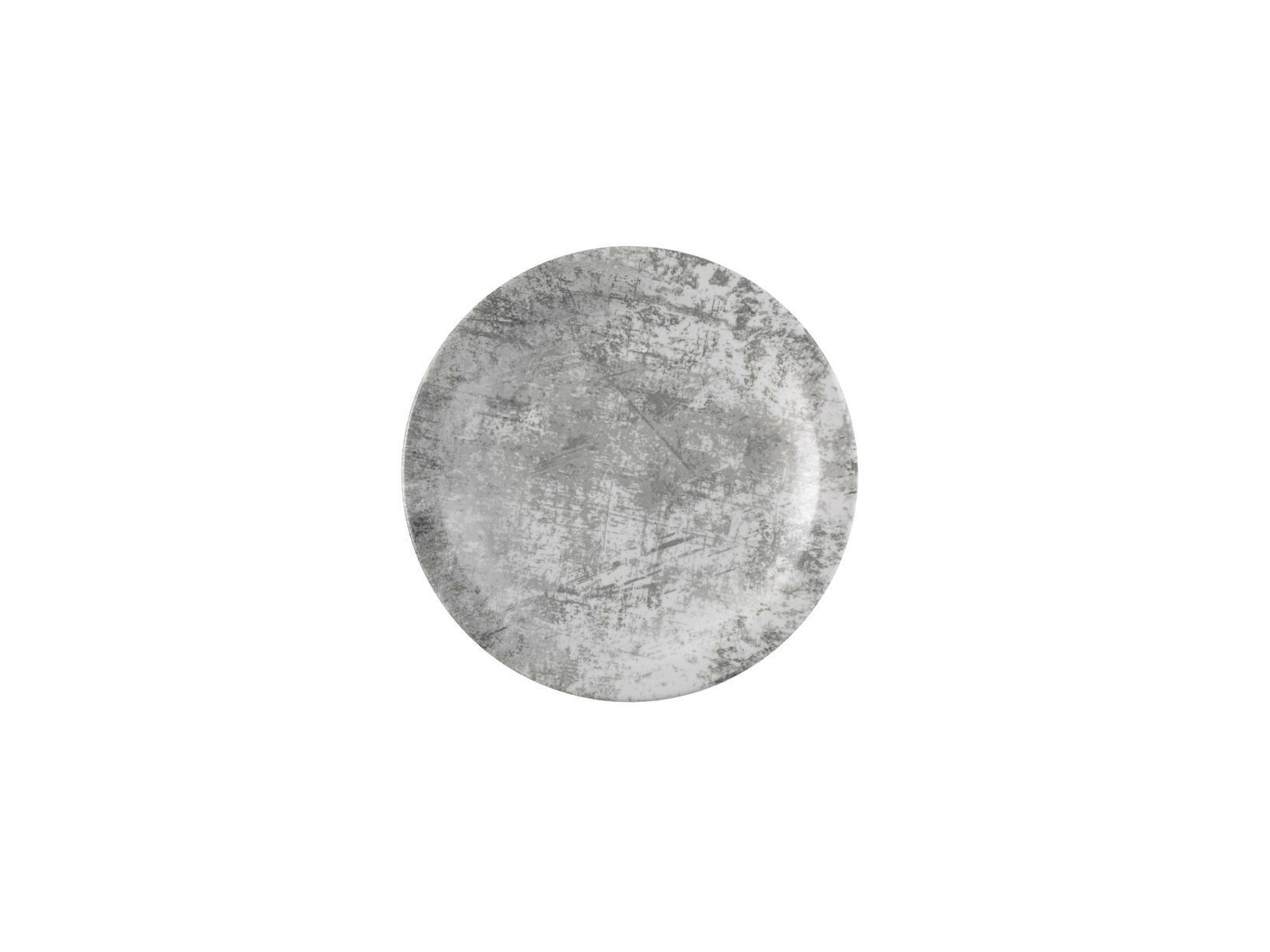 Dudson Urban Steel Grey bord smalle rand 25,4 cm