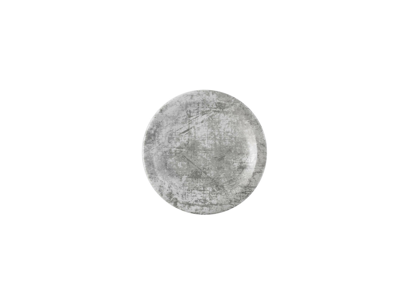 Dudson Urban Steel Grey bord smalle rand 17,8 cm