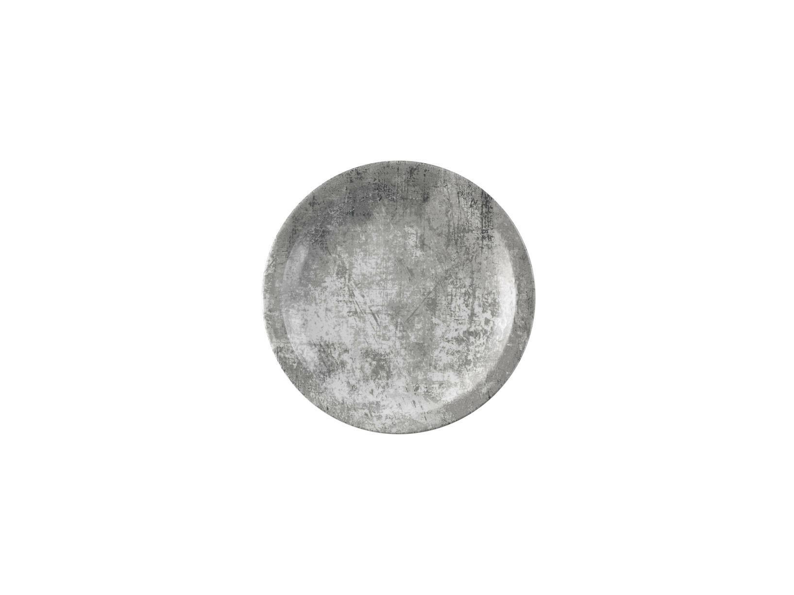 Dudson Urban Steel Grey bord smalle rand 20,3 cm