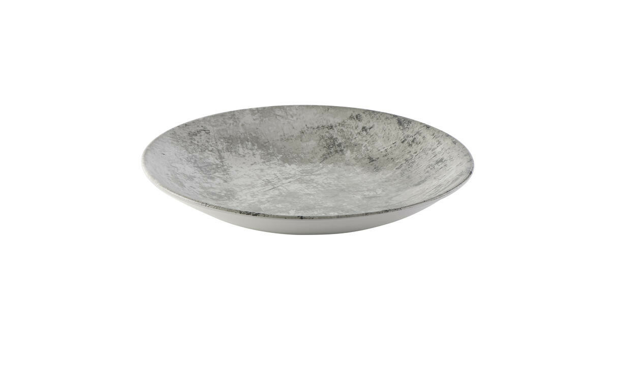 Dudson Urban Steel Grey diep coupe bord 25,5 cm