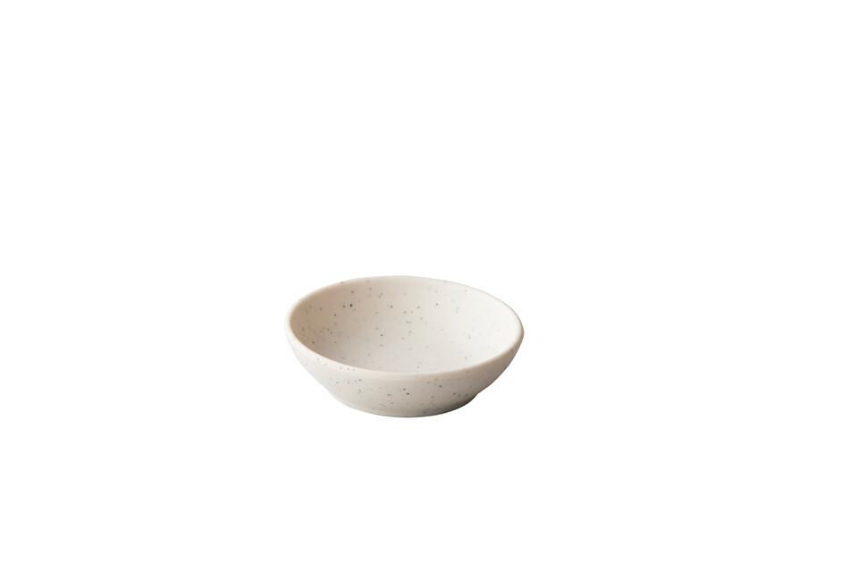 Stylepoint melamine Pebble Cream saustipje 6,5 x 1,7(h) cm