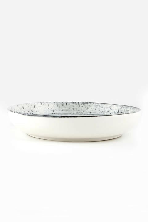 Porland Natura bowl laag 22 cm 83,5 cl