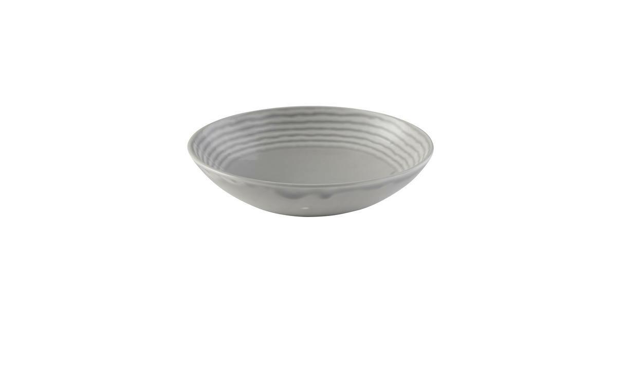 Dudson Harvest Norse Grey coupe bowl 18,2 cm