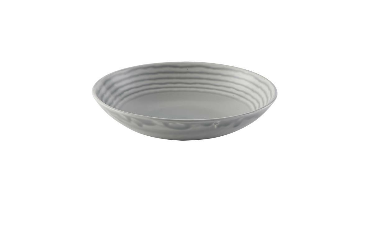 Dudson Harvest Norse Grey coupe bowl 24,8 cm