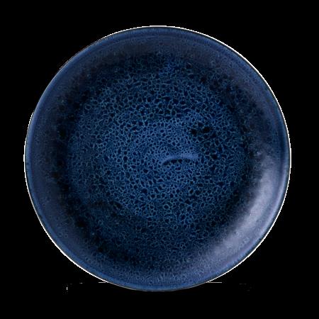 Stonecast Plume Ultramarine coupe bord 26 cm