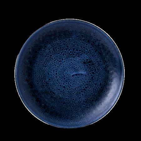 Stonecast Plume Ultramarine coupe bord 28,8 cm