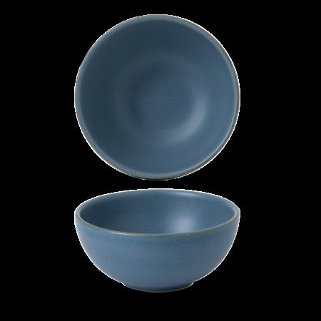 Churchill Nourish Oslo Blue deep bowl 77 cl
