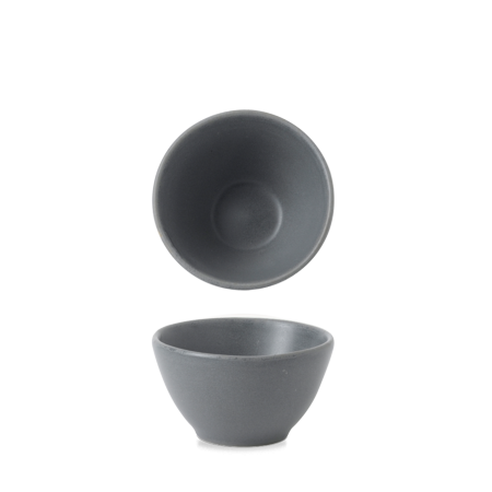 Churchill Nourish Seatlle Grey dip pot 11 cl