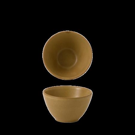Churchill Nourish Petra Sand deep bowl 24 cl