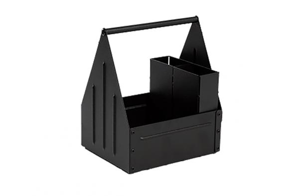 tafelcaddy Black 17 x 14 x 22(h) cm