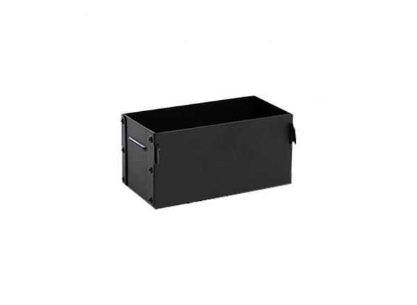 Toolbox Black 14,5 x 7 x 7(h) cm