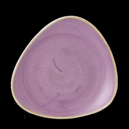 Stonecast Lavender triangle bord 22,9 cm