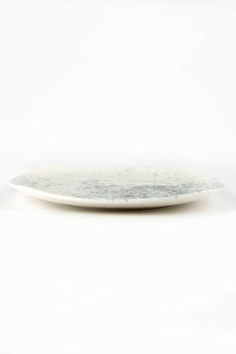 Porland Smoky bord vierkant 20 cm